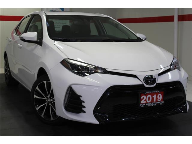 2019 Toyota Corolla SE (Stk: 299068S) in Markham - Image 1 of 27