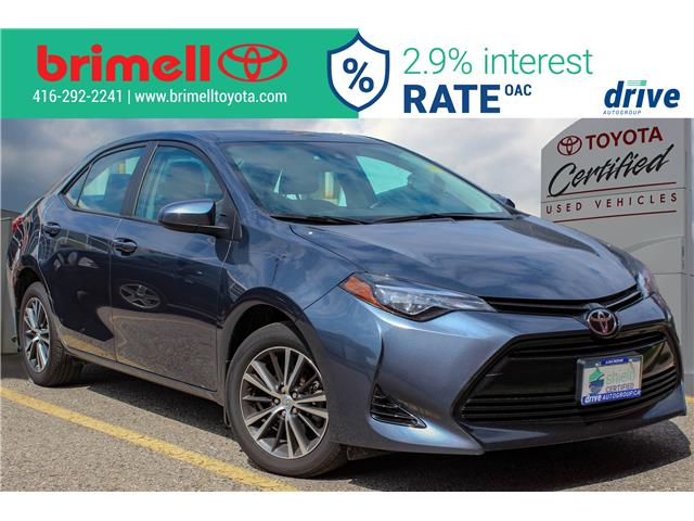 2018 Toyota Corolla LE (Stk: 9943R) in Scarborough - Image 1 of 25