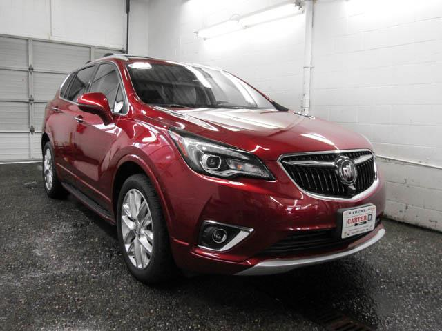 2019 Buick Envision Premium II (Stk: E9-29730) in Burnaby - Image 2 of 13