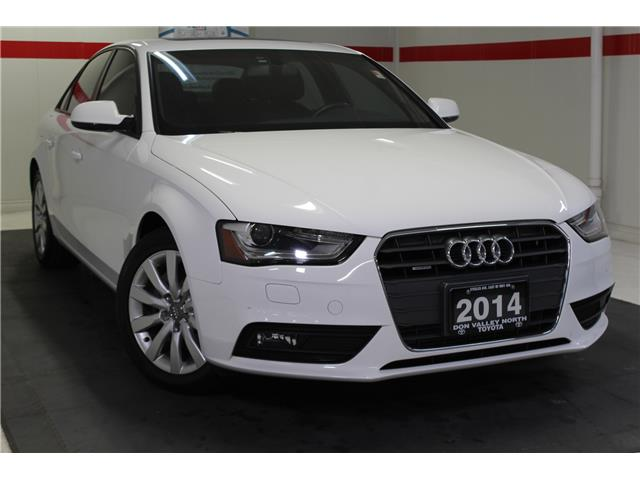 2014 Audi A4 2.0 Komfort (Stk: 299037S) in Markham - Image 1 of 25