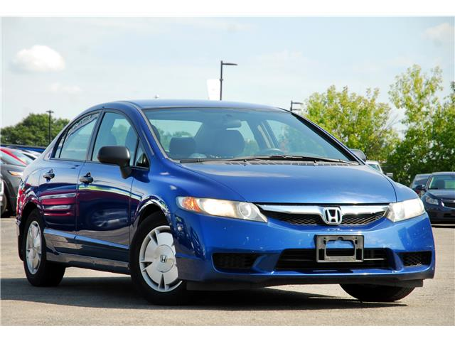 2011 Honda Civic DX-G (Stk: P59202AZ) in Kitchener - Image 1 of 4