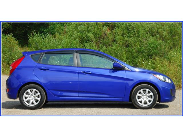 2014 Hyundai Accent GL (Stk: P59170AX) in Kitchener - Image 2 of 13