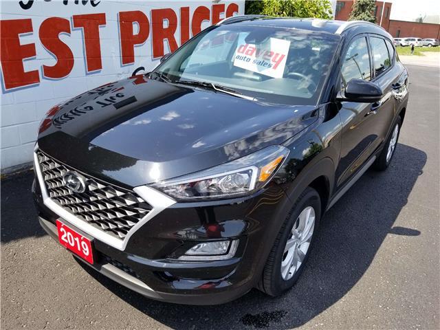 2019 Hyundai Tucson Preferred (Stk: 19-555) in Oshawa - Image 1 of 13