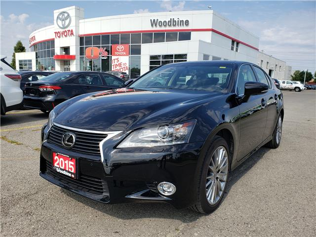 2015 Lexus GS 350  (Stk: P6788) in Etobicoke - Image 1 of 22