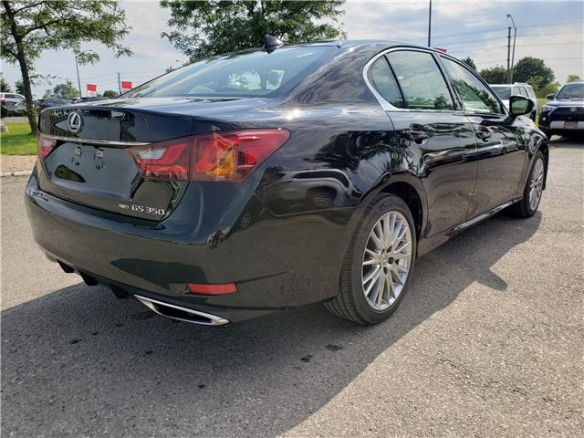 2015 Lexus GS 350  (Stk: P6788) in Etobicoke - Image 5 of 22