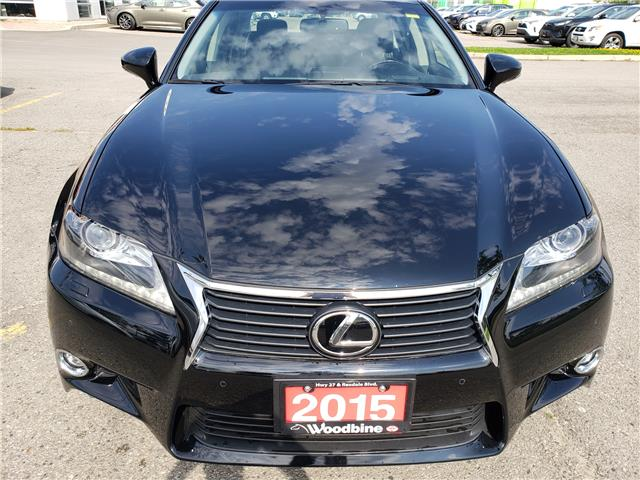 2015 Lexus GS 350  (Stk: P6788) in Etobicoke - Image 7 of 22