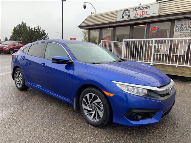 2018 Honda Civic EX (Stk: B2266) in Lethbridge - Image 1 of 24
