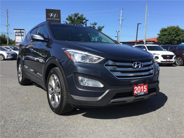 2015 Hyundai Santa Fe Sport 2.0T SE (Stk: P3357) in Ottawa - Image 1 of 11