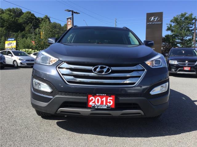 2015 Hyundai Santa Fe Sport 2.0T SE (Stk: P3357) in Ottawa - Image 2 of 11
