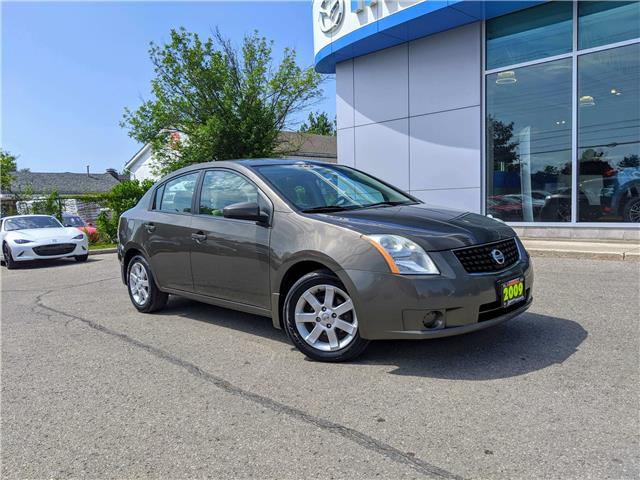 2009 Nissan Sentra  (Stk: I7469A) in Peterborough - Image 1 of 22