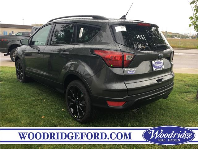 2019 Ford Escape Titanium (Stk: K-2292) in Calgary - Image 3 of 5