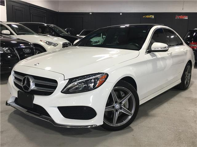 2015 Mercedes-Benz C-Class  (Stk: ) in North York - Image 1 of 24