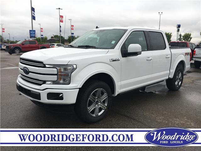 2019 Ford F-150 Lariat (Stk: K-2353) in Calgary - Image 1 of 5