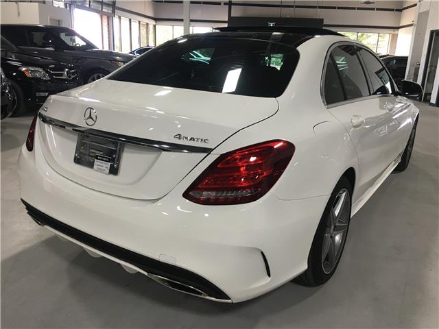 2015 Mercedes-Benz C-Class  (Stk: ) in North York - Image 5 of 24