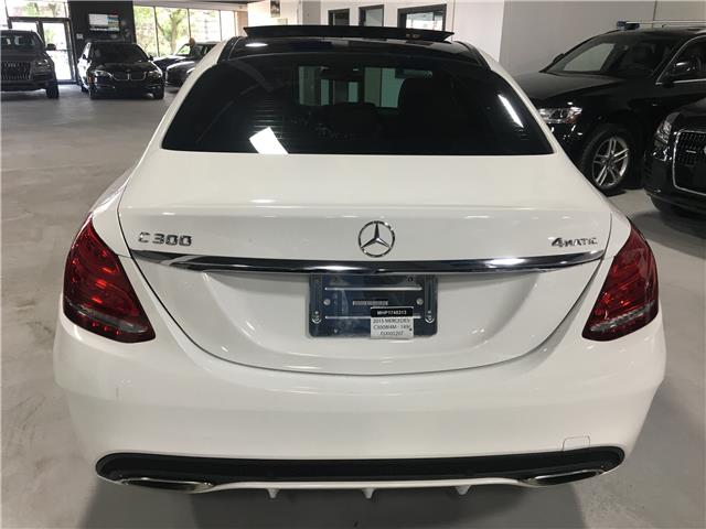 2015 Mercedes-Benz C-Class  (Stk: ) in North York - Image 6 of 24