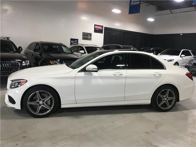 2015 Mercedes-Benz C-Class  (Stk: ) in North York - Image 8 of 24