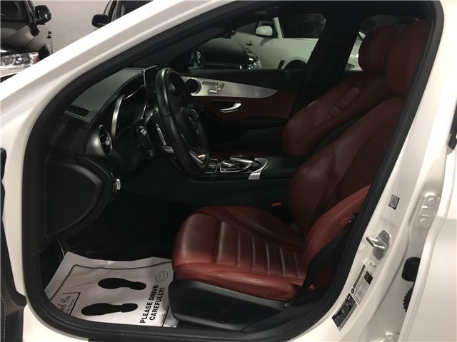 2015 Mercedes-Benz C-Class  (Stk: ) in North York - Image 17 of 24