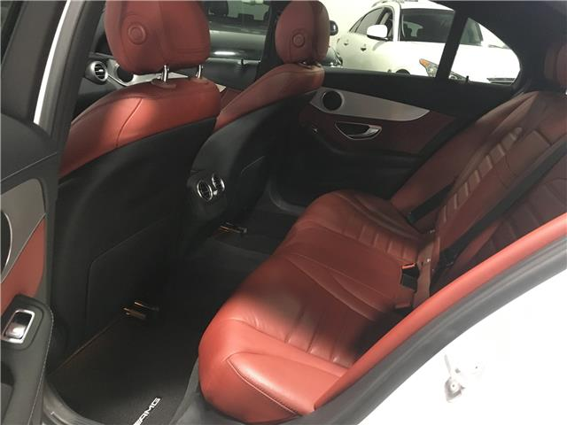 2015 Mercedes-Benz C-Class  (Stk: ) in North York - Image 20 of 24