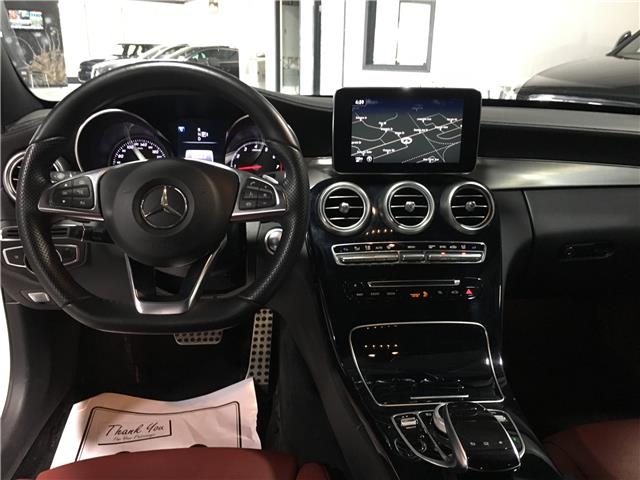 2015 Mercedes-Benz C-Class  (Stk: ) in North York - Image 14 of 24