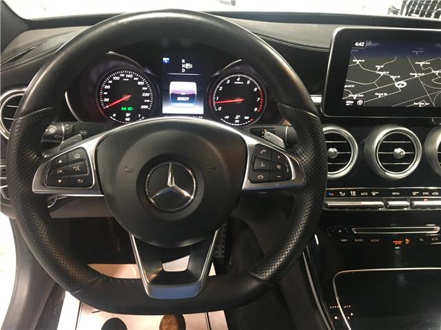 2015 Mercedes-Benz C-Class  (Stk: ) in North York - Image 16 of 24