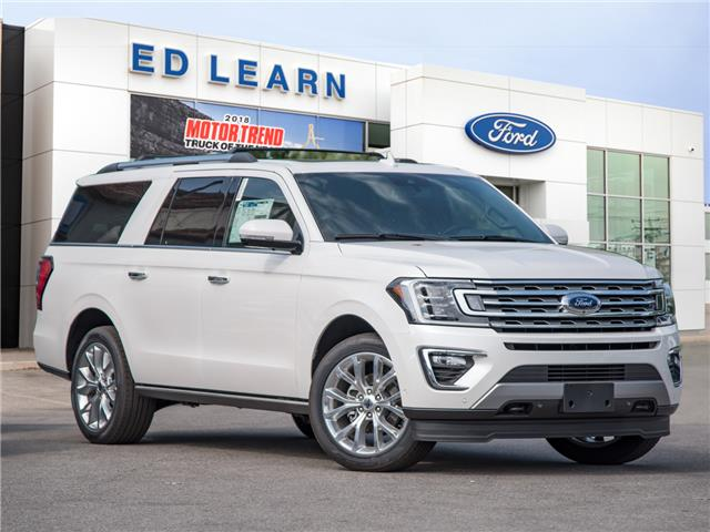 2019 Ford Expedition Max Limited (Stk: 19EX792) in St. Catharines - Image 1 of 24