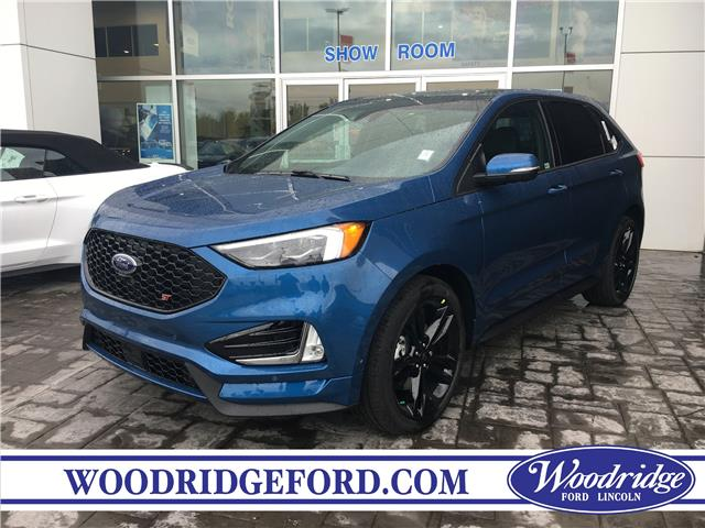 2019 Ford Edge ST (Stk: K-2417) in Calgary - Image 1 of 5