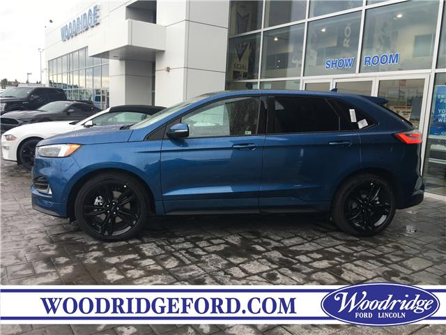 2019 Ford Edge ST (Stk: K-2417) in Calgary - Image 2 of 5