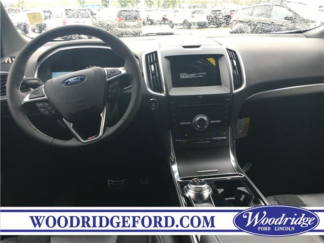 2019 Ford Edge ST (Stk: K-2417) in Calgary - Image 4 of 5