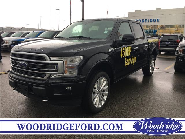 2019 Ford F-150 Limited (Stk: K-2722) in Calgary - Image 1 of 5