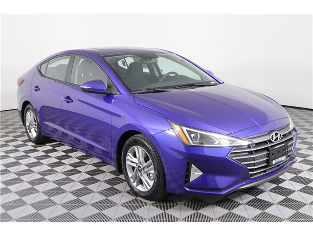 2020 Hyundai Elantra Preferred w/Sun & Safety Package (Stk: 120-005) in Huntsville - Image 1 of 35