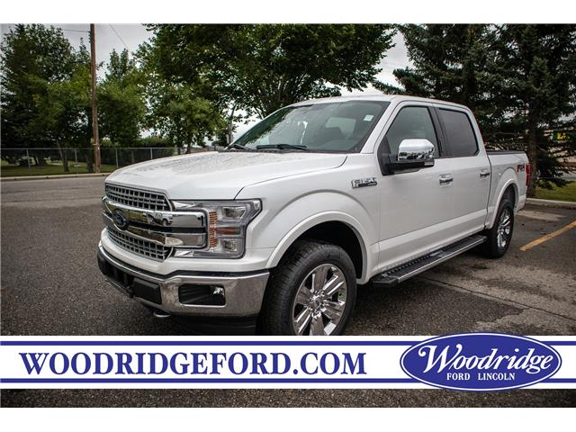 2019 Ford F-150 Lariat (Stk: KK-249) in Calgary - Image 1 of 5