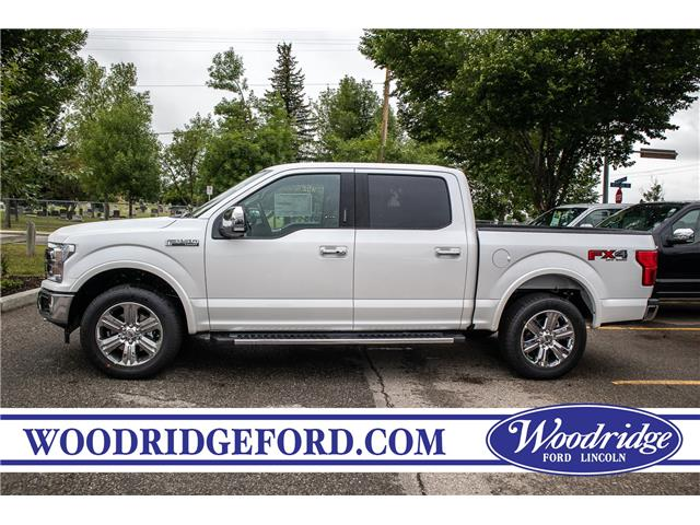 2019 Ford F-150 Lariat (Stk: KK-249) in Calgary - Image 2 of 5
