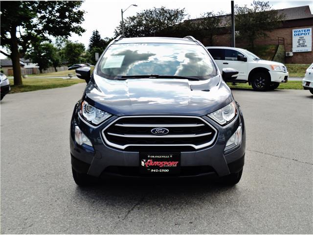 2018 Ford EcoSport SE (Stk: 1522) in Orangeville - Image 9 of 20