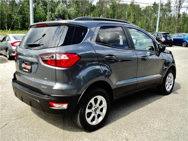 2018 Ford EcoSport SE (Stk: 1522) in Orangeville - Image 6 of 20
