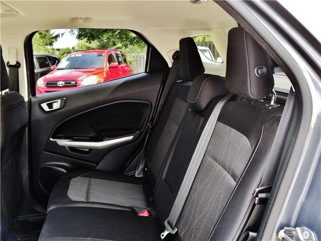 2018 Ford EcoSport SE (Stk: 1522) in Orangeville - Image 11 of 20