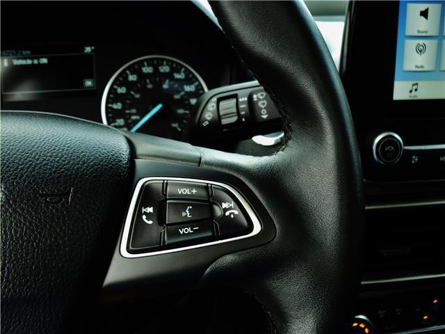 2018 Ford EcoSport SE (Stk: 1522) in Orangeville - Image 17 of 20