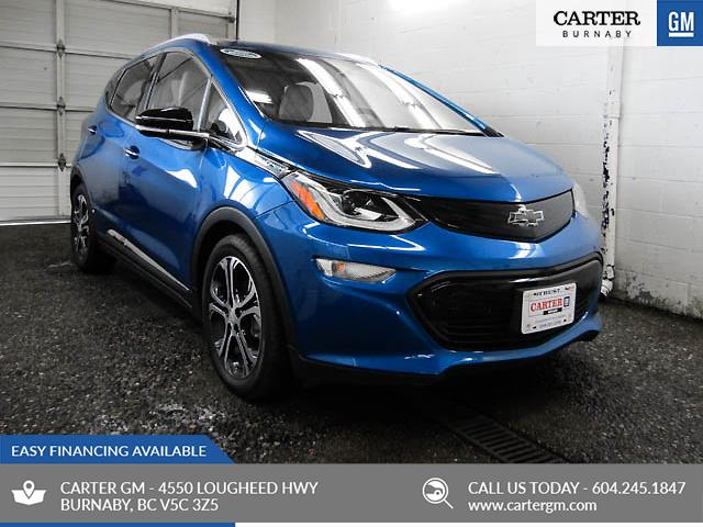 2019 Chevrolet Bolt EV Premier (Stk: B9-00930) in Burnaby - Image 1 of 13