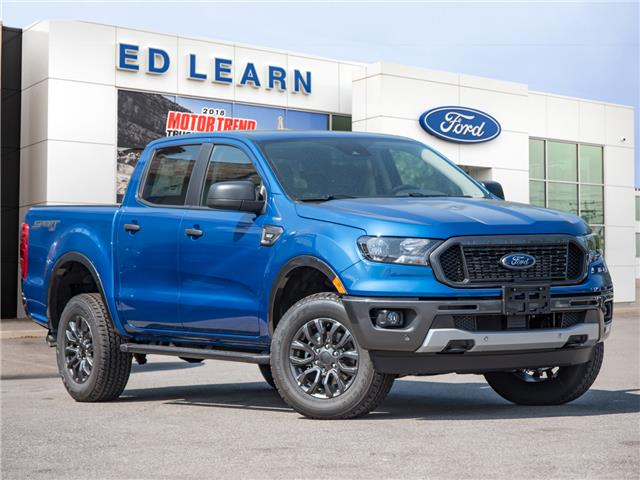 2019 Ford Ranger XLT (Stk: 19RA946) in St. Catharines - Image 1 of 22