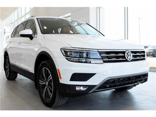 2019 Volkswagen Tiguan Highline (Stk: 69210) in Saskatoon - Image 1 of 21