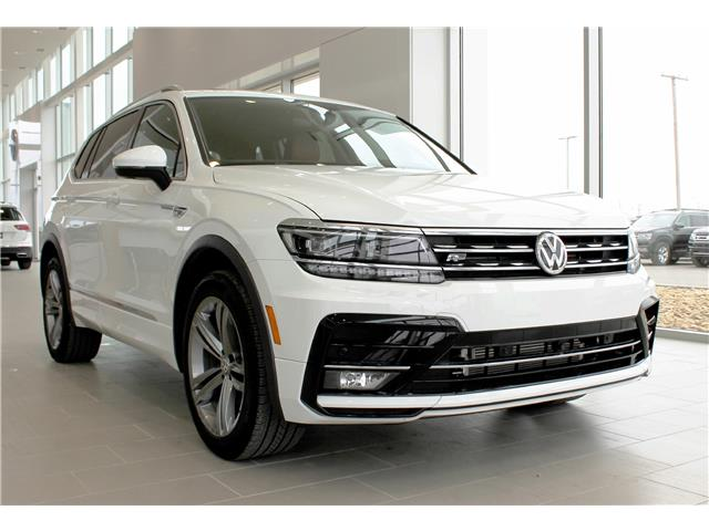 2019 Volkswagen Tiguan Highline (Stk: 69270) in Saskatoon - Image 1 of 22