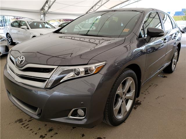 2015 Toyota Venza Base V6 (Stk: L19508A) in Calgary - Image 3 of 21