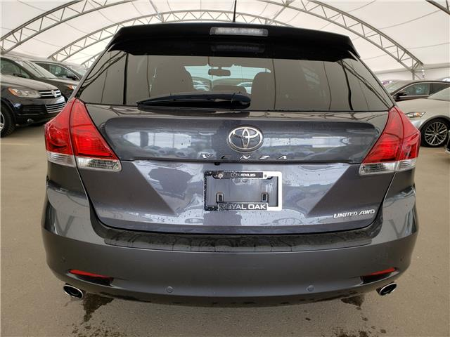 2015 Toyota Venza Base V6 (Stk: L19508A) in Calgary - Image 6 of 21
