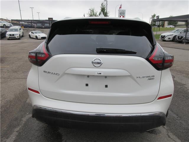 2019 Nissan Murano Platinum (Stk: 8773) in Okotoks - Image 21 of 26