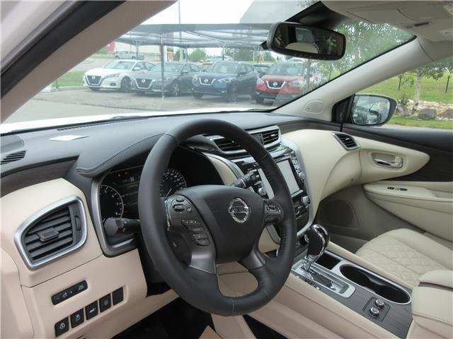 2019 Nissan Murano Platinum (Stk: 8773) in Okotoks - Image 4 of 26
