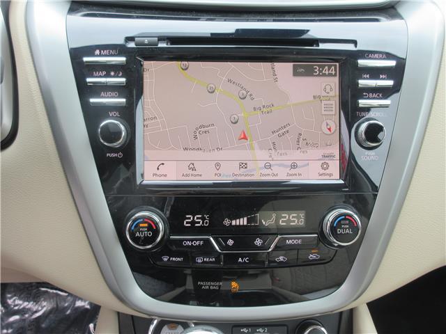2019 Nissan Murano Platinum (Stk: 8773) in Okotoks - Image 6 of 26