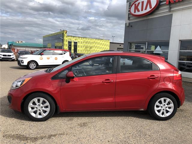 2015 Kia Rio LX+ (Stk: 40005A) in Prince Albert - Image 2 of 16