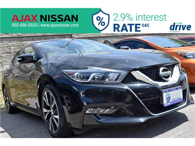 2017 Nissan Maxima Platinum (Stk: U685A) in Ajax - Image 1 of 34