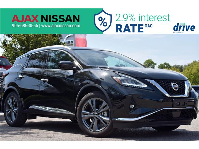 2019 Nissan Murano Platinum (Stk: P4228CV) in Ajax - Image 1 of 35