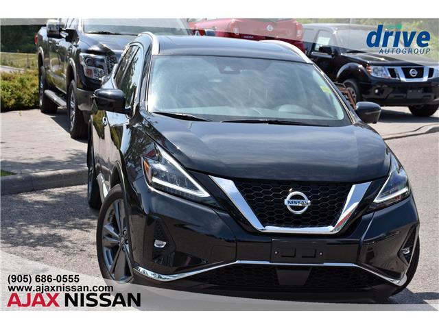 2019 Nissan Murano Platinum (Stk: P4228CV) in Ajax - Image 4 of 35