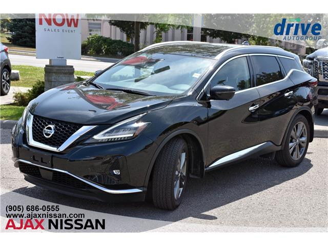 2019 Nissan Murano Platinum (Stk: P4228CV) in Ajax - Image 5 of 35